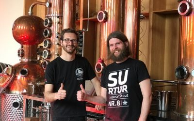Collaboration brew én spirit