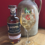 Barrel Aged Gin & Ginger Ale